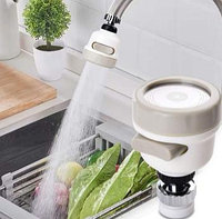 Насадка на кран смесителя для экономии воды H23,  Насадка на кран для экономии воды - Аэратор