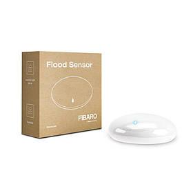 Датчик протечки и температуры FIBARO Flood Sensor — FIBEFGFS-101-ZW5 (FIB_FGFS-101)