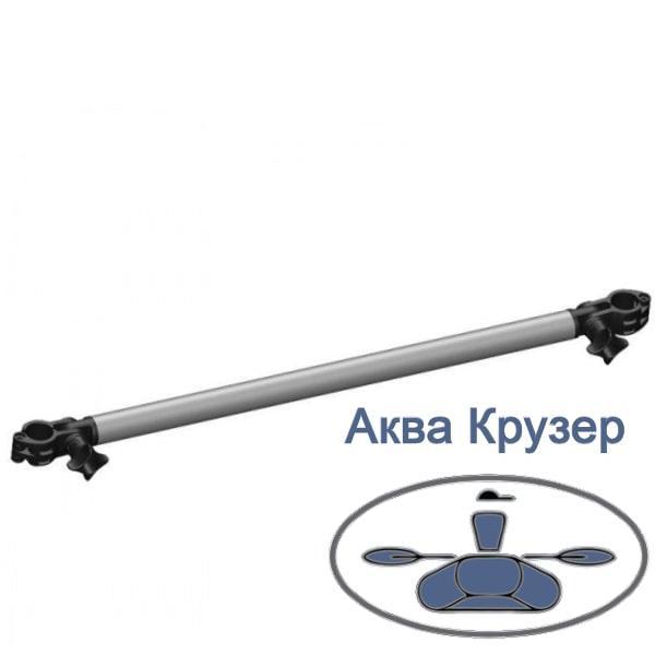 Тарга 460 мм FASTEN Borika Rn460 с пластиковыми хомутовыми креплениями на каркас каяка или байдарки