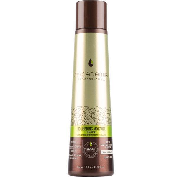 Питательный увлажняющий шампунь Macadamia Professional Nourishing Moisture Shampoo, 300 мл