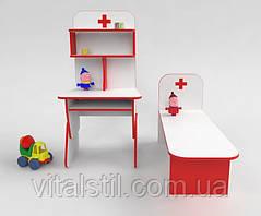 """Детская игровая мебель """"Больница"""""""
