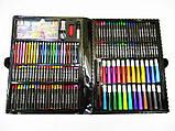 Набір для малювання Super Mega Art Set 228 предметів у валізці, фото 3