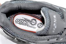Кросівки сітка Bona 2021 чоловічі Бона сірі, фото 3