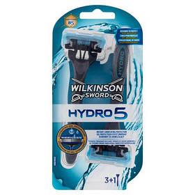 Чоловічі одноразові верстати Wilkinson Hydro 5 (3+1 Free) 01613