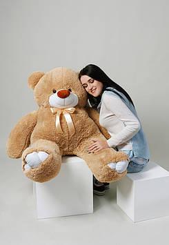 Плюшевий ведмедик Вэтли 160 см Мокко