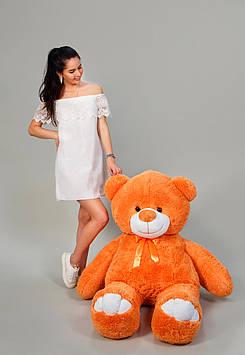 Плюшевий Ведмедик Веня 160 см Карамельний