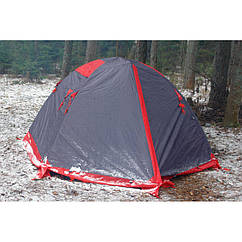 Палатка 3-х местная двухслойная непромокаемая Tramp Peak TRT-026.