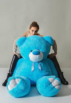 Плюшевий ведмедик Вэтли 200 см Блакитний