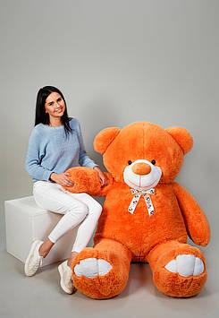 Плюшевий ведмедик Вэтли 200 см Карамельний