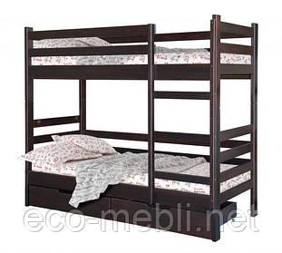 Двоповерхове ліжко Тоні Мебель Сервіс