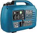 Інверторний генератор Konner&Sohnen KS 3300iEG S-PROFI, фото 2
