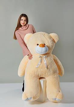 Плюшевий ведмедик Вэтли 200 см Персиковий