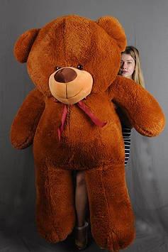 Плюшевий Ведмедик Вэтли 200 см Коричневий