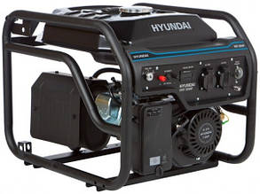 Бензиновий генератор Hyundai HHY 3050F