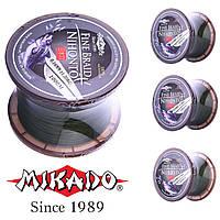 Рыболовный шнур Mikado NIHONTO FINE BRAID 0.10 - 0.40 mm 1000 m 0,10