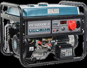 Бензиновый генератор Konner & Sohnen KS 10000E-3