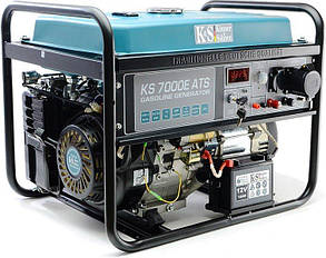 Бензиновый генератор Konner & Sohnen KS 7000E-3 ATS