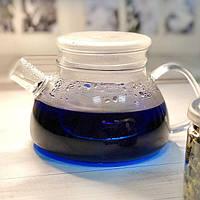 Чайник заварочный DS Suomi со стеклянным ситом 850 мл