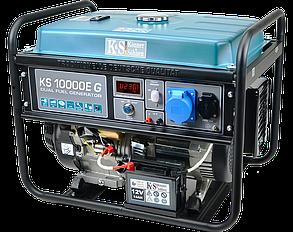 Двухтопливный генератор Konner&Sohnen KS 10000E G