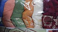 Лицевое полотенца ракушка