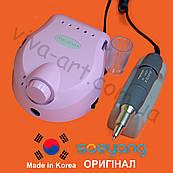 Фрезер для маникюра, комбинированного педикюра Escort 2 Pro, розовый, (КОМПЛЕКТАЦИЯ НА ВИБОР) ОРИГИНАЛ