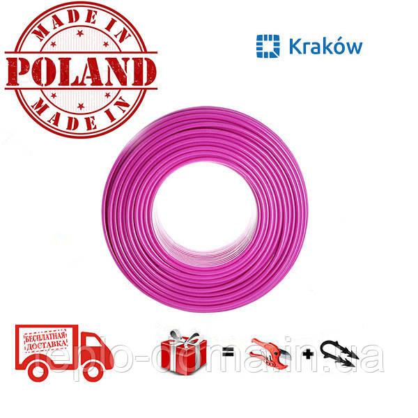 Труба для теплого пола PEX-A 16х2мм KRAKOW (Польша)Бухта 300м