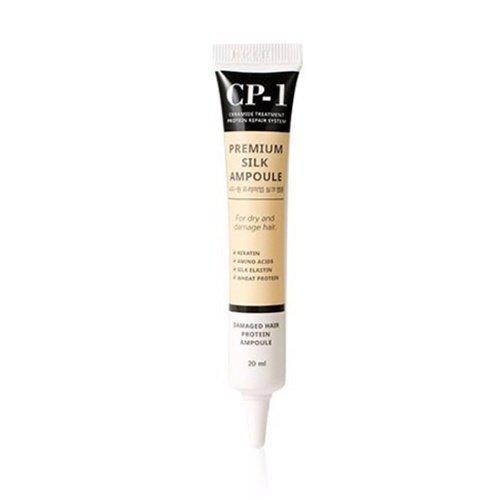 Сыворотка для волос PREMIUM SILK AMPOULE  ESTHETIC HOUSE CP-1 , 20 мл