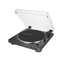 Програвач вінілу Audio-Technica AT-LP60X Bluetooth Black