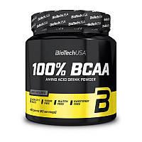 Аминокислоты bcaa BioTech 100% BCAA 400 g
