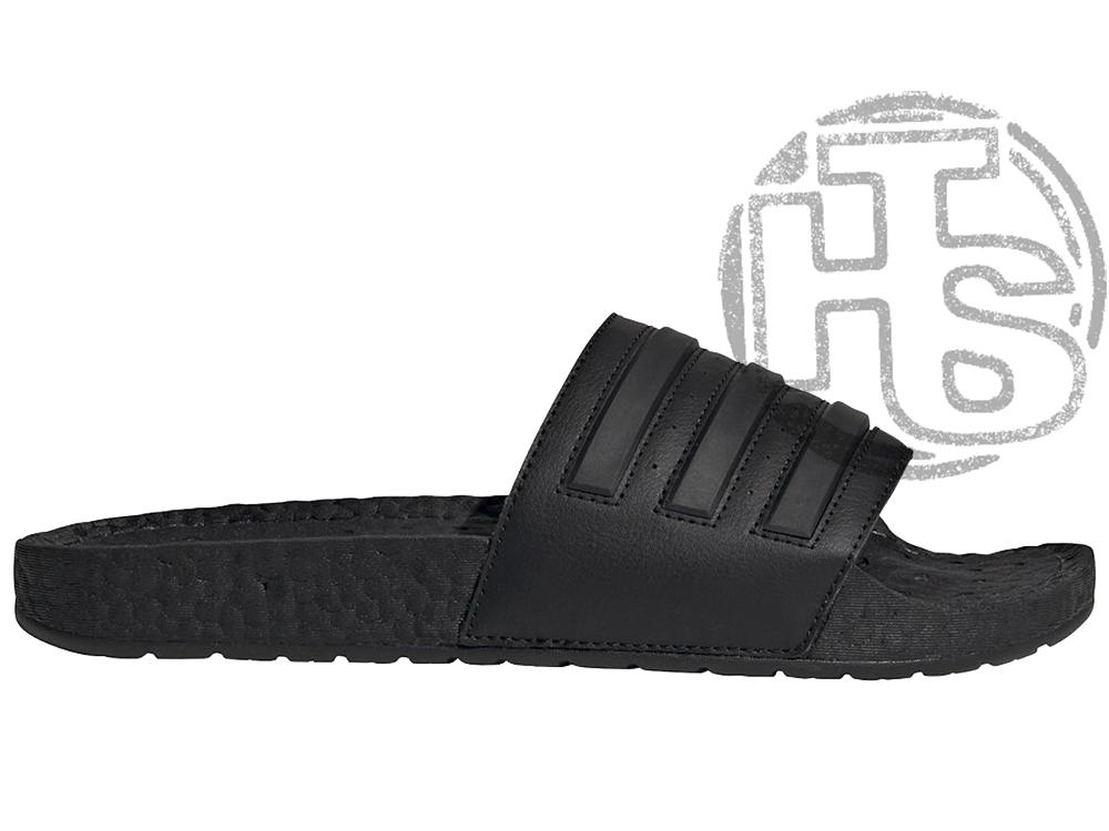 Шльопанці чоловічі Adidas Adilette Boost Triple Black EH2256