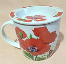 Чашка-заварник    300 мл., фото 3