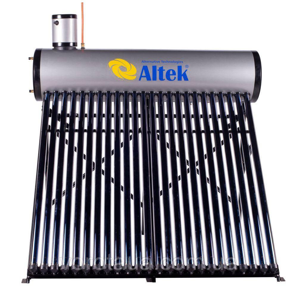 Геліоколектор безнапірний термосифонний з напірним теплообмінником ALTEK SP-CL-24