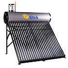 Геліоколектор безнапірний термосифонний з напірним теплообмінником ALTEK SP-CL-24, фото 2