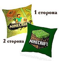 Подушка Minecraft Майнкрафт (podushka0042)