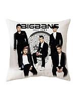 Подушка К-pop Big Bang 40*40 см (podushka0207)