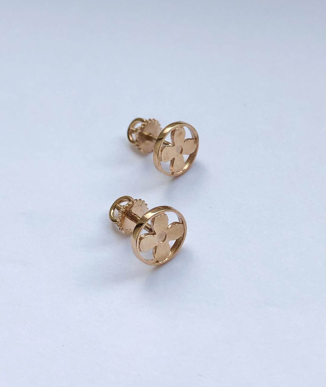 Сережки золоті С231