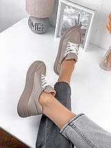 Натуральні кросівки жіночі 4847 (СБ), фото 3
