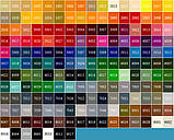 Cтеклянная магнитно-меловая доска 37х50 Tetris. Скрытое крепление., фото 8