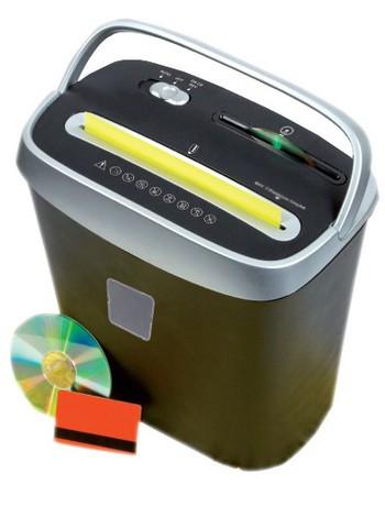 Шредер измельчитель для бумаги Agent 009 X 5x34 (6945921238528). Уничтожитель документов и бумаг
