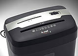 Уничтожитель документов Agent 1221.4 X 4X35 (6940335300267). шредеры бумаг, измельчитель бумаг, офисный шредер, фото 4