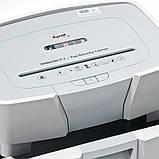 Знищувач документів Agent 105 X 1х2 (6953785703670). шредери паперів, подрібнювач паперів, офісний шредер,, фото 6