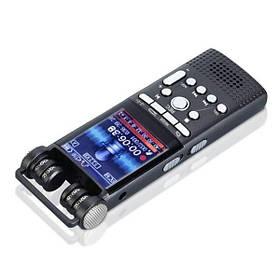 Диктофон Savetek GS-R06 цифровой с линейным входом 16 Гб памяти стерео SD до 64 Гб (100466)