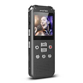 Диктофон – видеорегистратор 2 в 1 стерео Hyundai E-730 (03199)