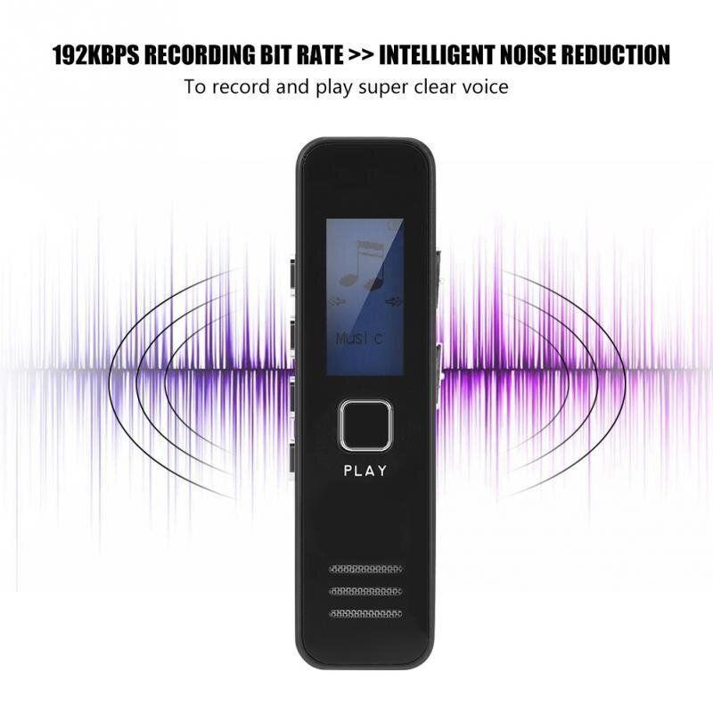 Цифровий диктофон 2в1 SK-007