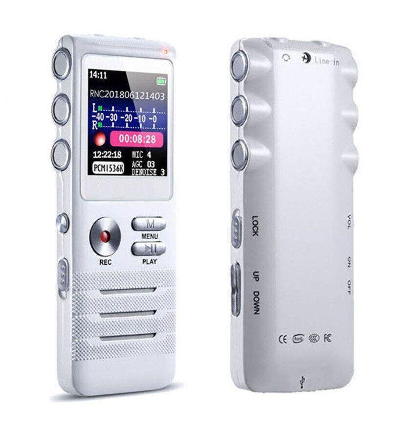 Професійний цифровий диктофон Joxin K6, 8 Гб