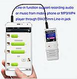 Професійний цифровий диктофон Joxin K6, 8 Гб, фото 7