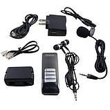 Bluetooth диктофон для записи телефонных разговоров c мобильного телефона HNSAT DVR-188 8 Гб (100667), фото 6