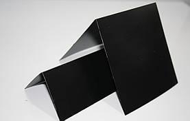 Крейдяної цінник 3х3 см V-подібний подвійний для написання крейдою і маркером грифельної. Крейдовий