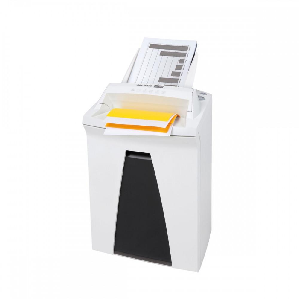 Шредер измельчитель для бумаги HSM Securio AF150 4,5x30 4-й уровень секретности. Уничтожитель документов