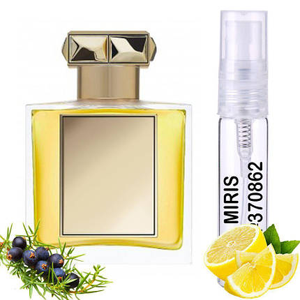 Пробник Духов MIRIS №370862 (аромат похож на Roja Dove Oligarch) Мужской 3 ml, фото 2